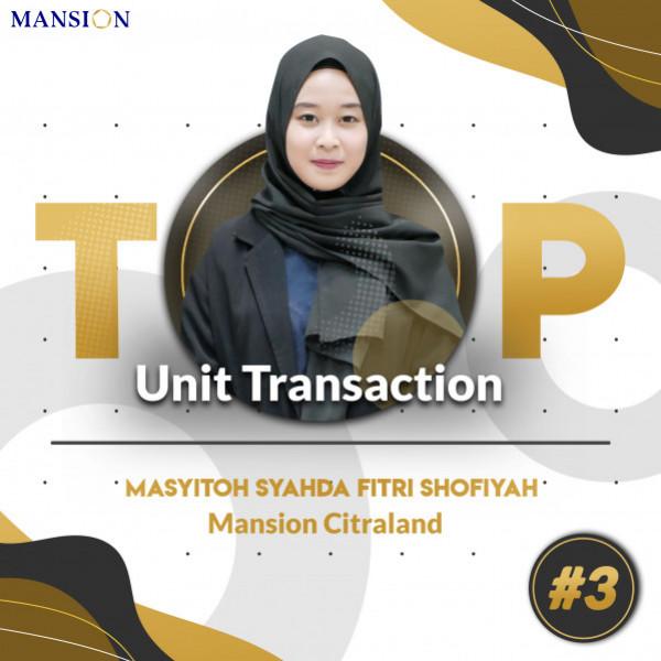 Top Unit Transaction 3